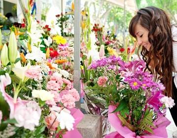 Albtaler Blumenhaus Ettlingen bei Karlsruhe